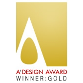 Fassamano vincitore nella categoria Jewelry, Eyewear and Watch Design ai Golden A Design Award and Competition 2019